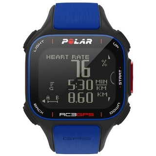 Polar RC3 GPS Fitness Watch With HRM GPS Fitness Watch With Heart Rate Monitor