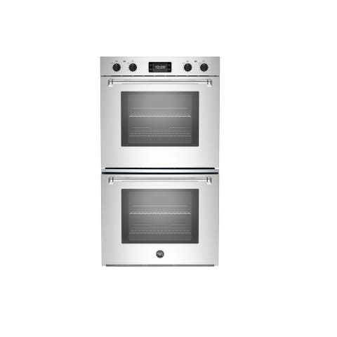 30 In Master Double Oven Stainless