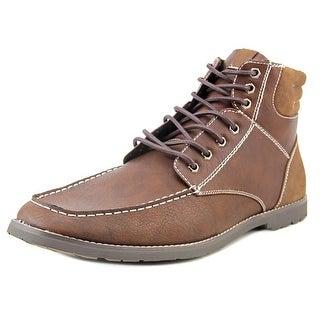 Madden Men Jaxson Men B Moc Toe Synthetic Brown Boot
