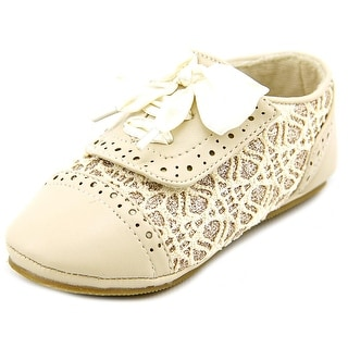Sarah Jayne Crib Jazz Round Toe Synthetic Oxford