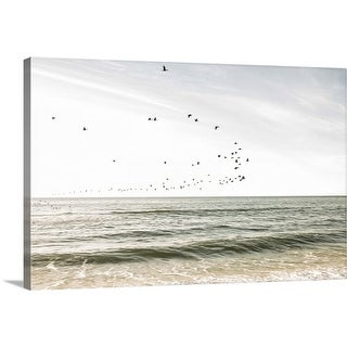 """West Hampton"" Canvas Wall Art"