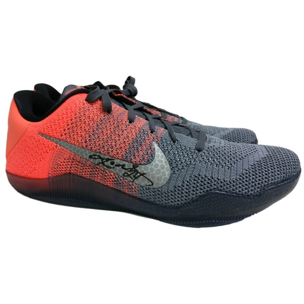 the best attitude 8d98d 52b61 Shop Kobe Bryant Signed Nike (2 Autos) Kobe XI Elite Low Top Basketball  Shoes JSA - Free Shipping Today - Overstock - 21690552