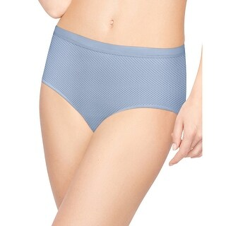 Hanes Women's Ultra Light Brief 4-Pack - Color - Assorted - Size - 10