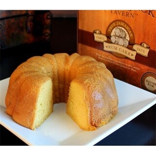 Wicked Jack Tavern Butter Rum Cake, 33 oz