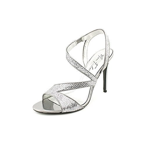 Marc Fisher Womens Geena Open Toe Ankle Wrap Classic Pumps