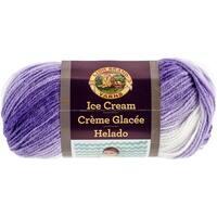 Ice Cream Yarn-Grape