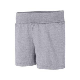 Hanes Girls' Jersey Short - XS