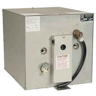 Whale Seaward 11 Gal Water Heater Hot Water Heater w/Rear Heat Exchanger Galvanized