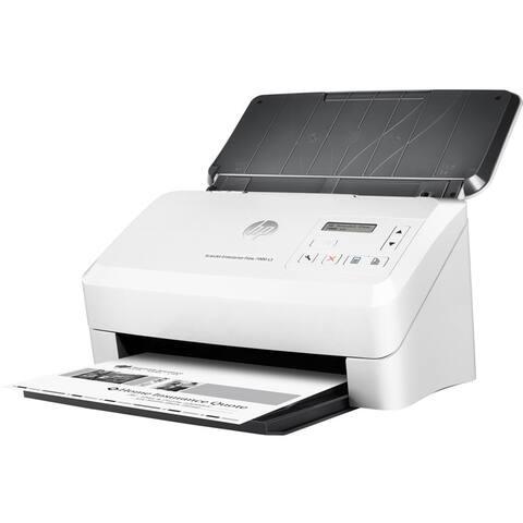 HP ScanJet Enterprise Flow 7000 s3 Sheet-feed Scanner (L2757A) - WHITE
