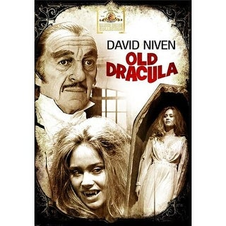 Old Dracula DVD Movie 1975