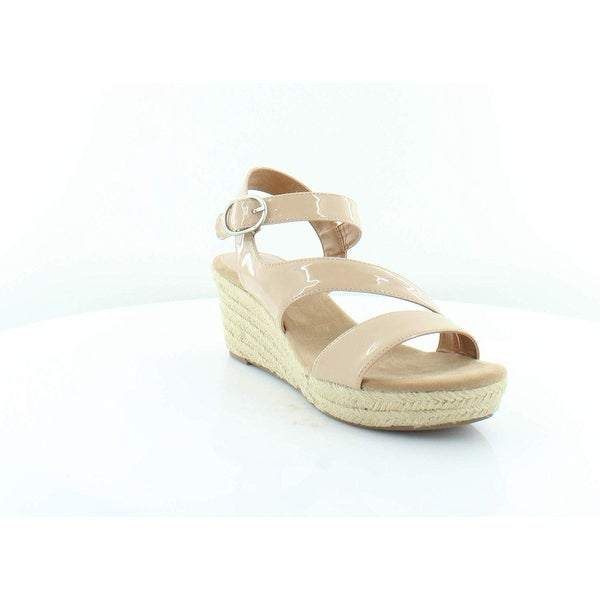 93726b067ab Shop Style   Co. Womens Xenaa Solid Platforms Espadrilles - Free ...