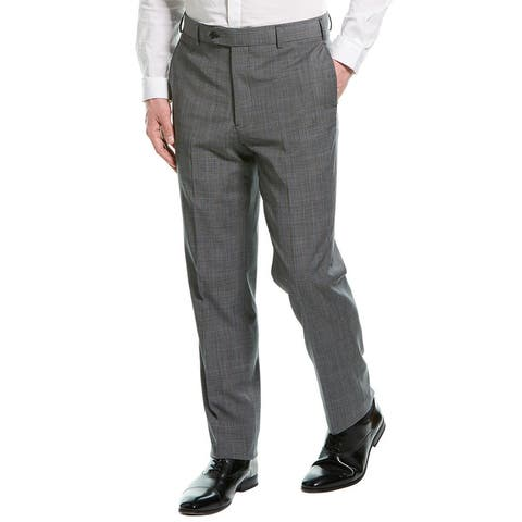 Brooks Brothers Wool-Blend Suit Trouser - 04/020