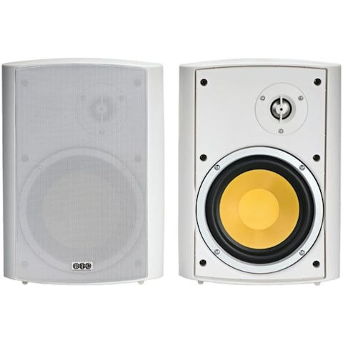 BIC America VK-6IO 6.5-Inch 2-Way Indoor/Outdoor Speakers