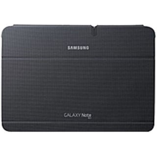 "Samsung Carrying Case (Book Fold) for 10.1"" Tablet PC - Gray - (Refurbished)"