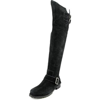 Matisse Flynn Women Round Toe Suede Over the Knee Boot