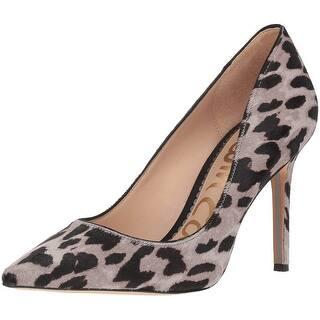 4d27c4d7c Sam Edelman Womens Hazel Fabric Pointed Toe Classic Pumps