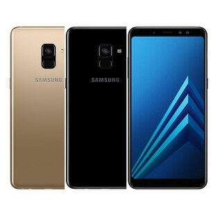 Samsung Galaxy A8 Plus A730F 32GB Unlocked GSM 4G LTE Android Phone w/ Dual 16MP and 8MP Front Camera