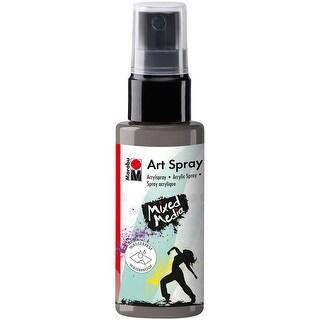 Marabu Art Spray 50Ml-Grey