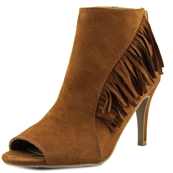 New Directions Brooke Women Cognac Boots