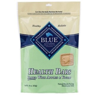 Blue Buffalo Health Bars Apples & Yogurt Treats