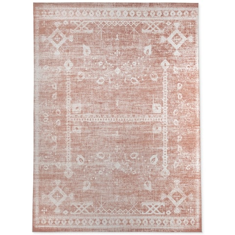 ANNORA BLUSH Area Rug by Kavka Designs