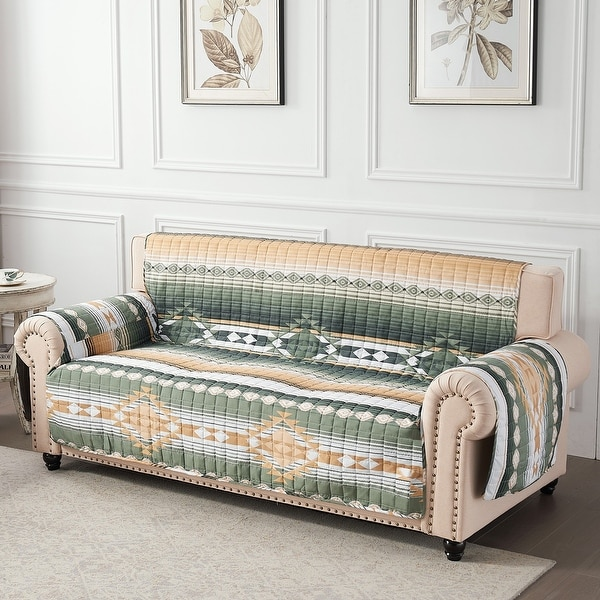 Greenland Home Fashions Zuma Sofa Protector. Opens flyout.