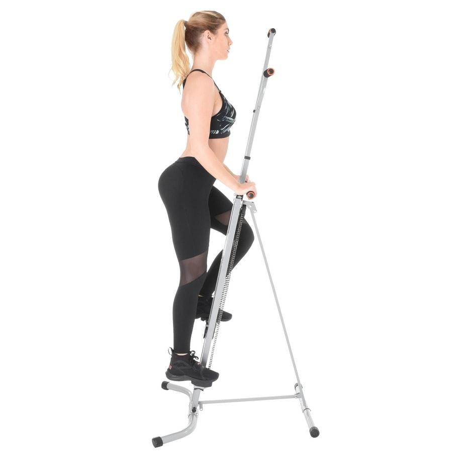 Conquer Vertical Climber Fitness Climbing Machine