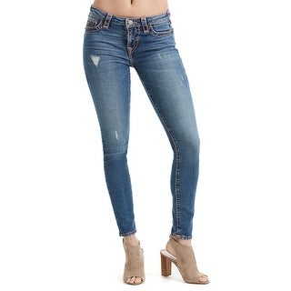 True Religion Ladies Jeans in Blue