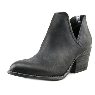 Steve Madden Adelphie Women Pointed Toe Leather Bootie