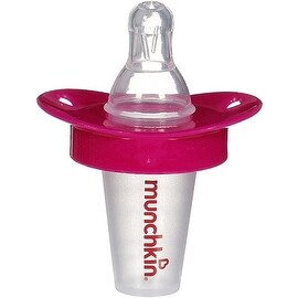 Munchkin The Medicator Baby Liquid Medicine Dispenser, Assorted Colors 1 ea