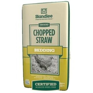 Standlee 1600-70101-0-0 Premium Western Forage Certified Chopped Straw, 25 Lb
