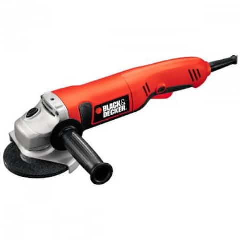 Black & Decker G950 Small Angle Grinder, 4-1/2""