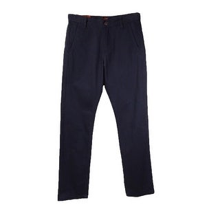 Dockers Slim-Tapered Alpha Khaki Pants Dockers (Navy, 29x32) - Navy - 29x32