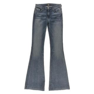 Hudson Womens Flare Jeans Tencel Denim - 26