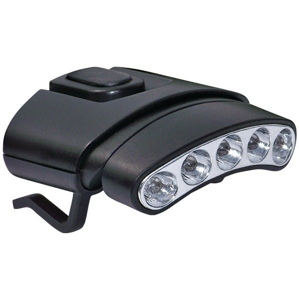 Cyclops Cyc-Hcdt-Wg 30-Lumen Tilt(R) 5-Led Hat Clip Light (Regular)