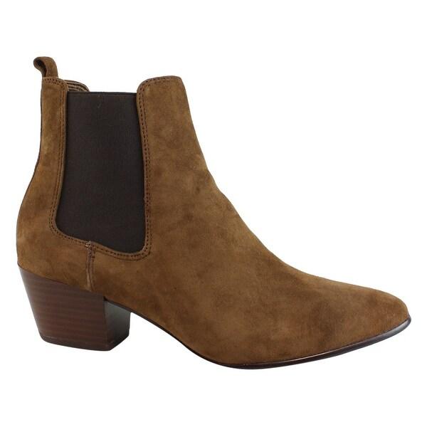 d173aeb8d Shop Sam Edelman Womens Reesa Woodland Brown Fashion Boots Size 8.5 ...