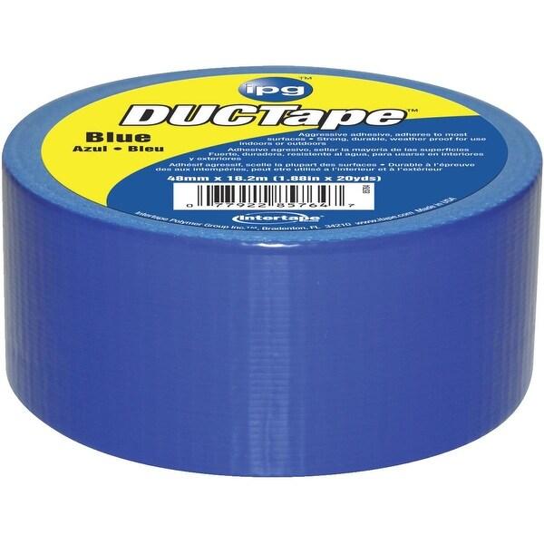 Intertape 20Yds Blue Duct Tape