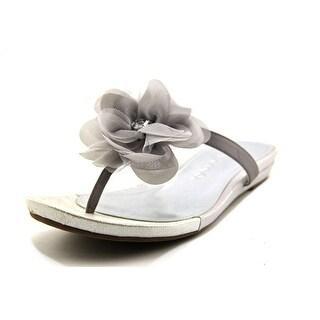 Nina Margery Open Toe Synthetic Flip Flop Sandal