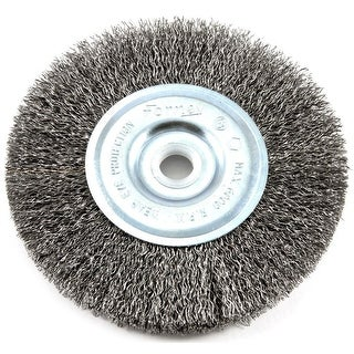 Forney 72741 Crimped Wire Wheel Brush, 5""