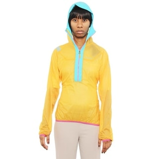 La Sportiva Women Ether Windbreaker Windbreaker Yellow