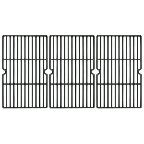 Permasteel Grill Parts for Kenmore 6B Grill Cooking Grates (Set of 3)