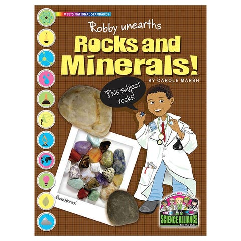 Science Alliance Earth Science Rocks & Minerals