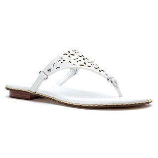 MICHAEL Michael Kors Women's Darci Flat Sandals
