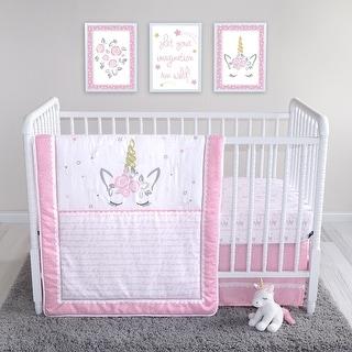 Mystical Dreams 4 Piece Crib Bedding Set