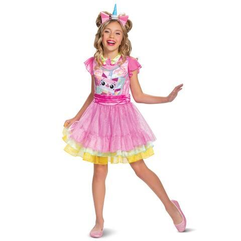 Disguise Unikitty Deluxe Child Costume - Multi