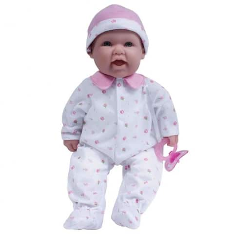 """16"""" Loveable Soft Body Baby Doll - Caucasian"""
