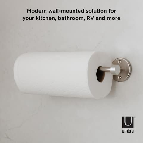 Umbra CAPPA Wall Mount Paper Towel Holder