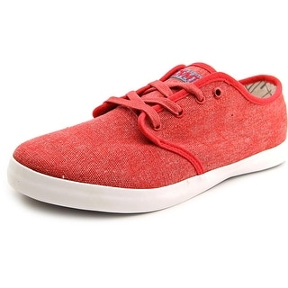 Movmt Marcos Men Canvas Red Fashion Sneakers