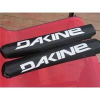 Dakine DK8840310 17 in. Standard Surf Rack Pads - Black