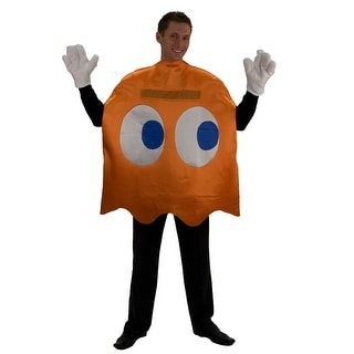 """Pac-Man """"Clyde"""" Deluxe Costume Adult Standard"""